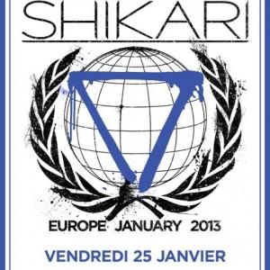 enter shikari live la cigale 2013