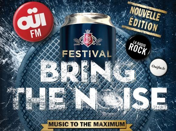 AFFICHE-Festival-Bring-The-Noise