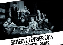 Dropkick Murphys @ Zénith de Paris