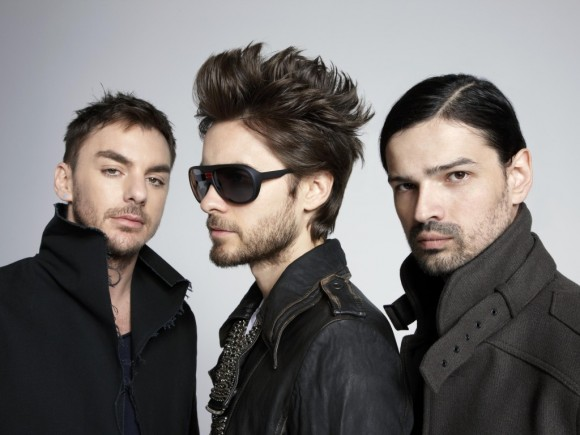 30 SECONDS TO MARS JARED LETO SHANNON LETO