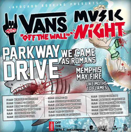 Vans Music Night 2013