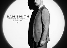SAM SMITH WRITING S ON THE WALL