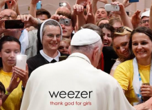 WEEZER THANK GOD FOR GIRLS