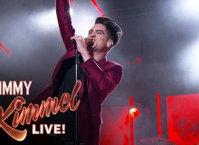 PANIC AT THE DISCO VICTORIOUS JIMMY KIMMEL LIVE