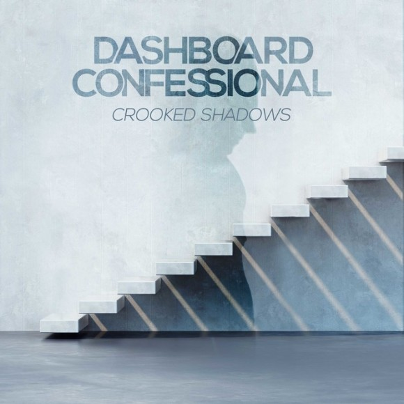 DASHBOARD CONFESSIONAL CROOKED SHADOWS ARTWORK