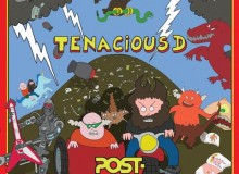 TENACIOUS D POST APOCALYPTO ARTWORK