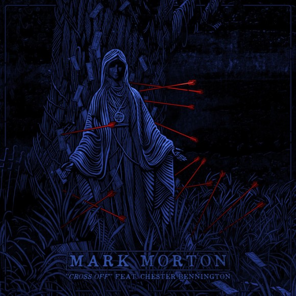Stream Mark Morton Cross Off (feat. Chester Bennington)