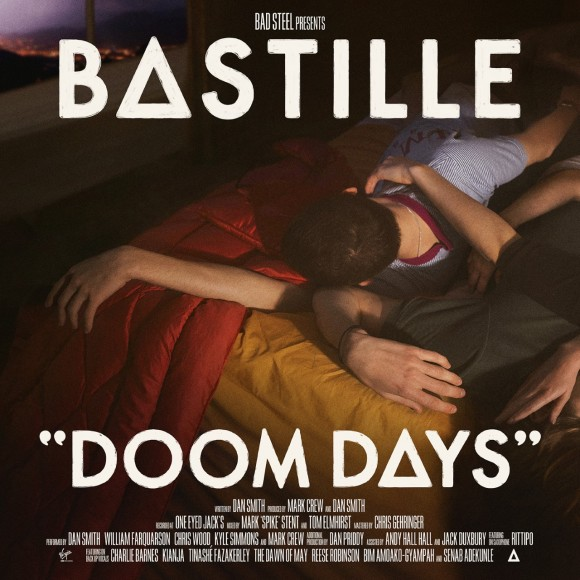 Bastille Doom Days Album Cover Art