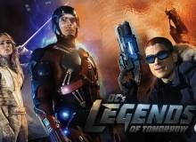 DC S LEGENDS OF TOMORROW CW TV SERIES